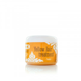 Yellow Hair Treatment with Papaya