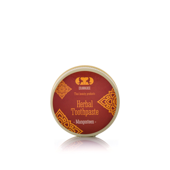 Herbal Toothpaste with Mangosteen Set 10 pcs
