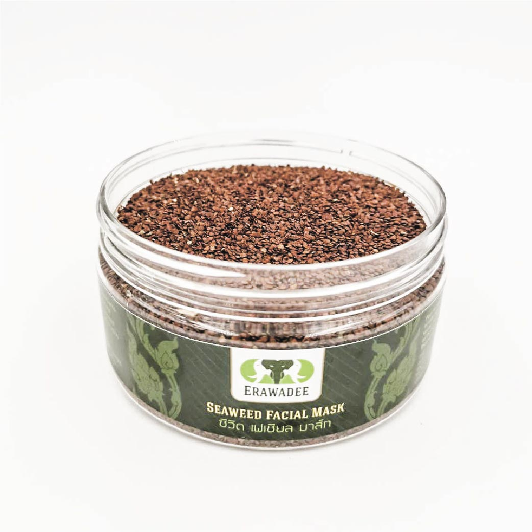 Firming Mask with Collagen from Seaweed Seeds