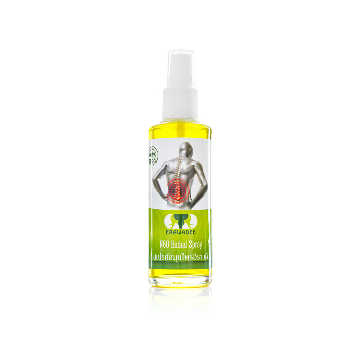 No. 60 Herbal Spray Medical Spray for Back and Joints 85 ml