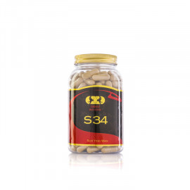 S34 Lungs Treatment and Skin Anti-Aging Sur Ying Wan 240 pills