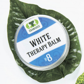 No. 8 Ya Mong Khao White balm Cold and flu Small