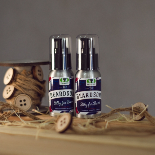 Beard Serum with Geranium and Cedar