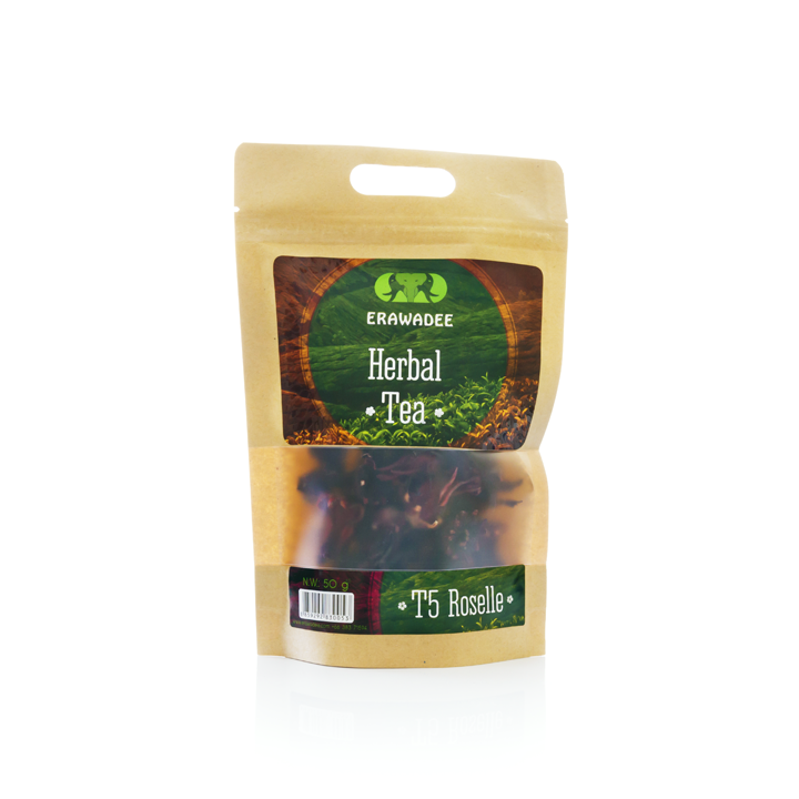 T5 Roselle Herbal Tea (C and P Vitamins)